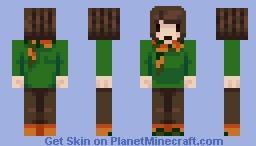 Usumi Minecraft Skin