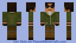 To all you counter-strike fans ;) Minecraft Skin