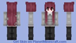 Paradise Minecraft Skin