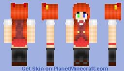 Asuna Kagurazaka - Negima V1 Minecraft Skin