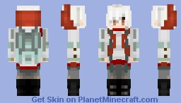 Help me and my terrible skins Minecraft Skin