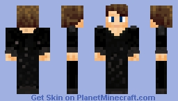 District 12 Male Tribute Parade Skin