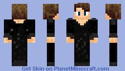 District 12 Male Tribute Parade Skin Minecraft Skin