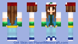 BooBerry request Minecraft Skin
