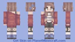 firetruck Minecraft Skin