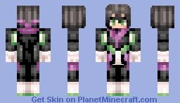 OC: Erin Minecraft Skin