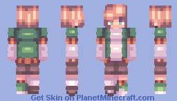 (I Tried But) Minecraft Skin