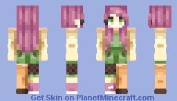 Soda Pop Minecraft Skin