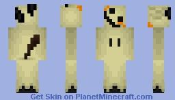 Mimikyu Minecraft Skin