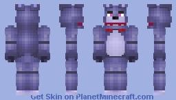 Bonnie Fazbunny (FNAF) Minecraft Skin