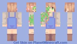 🌼 | overgrown glory Minecraft Skin