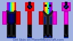 Skin Request ~ Depthz