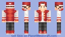 Varsity Minecraft Skin