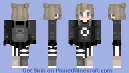 im trash Minecraft Skin