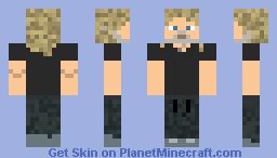 Gape Newell (Bob Magrann) - Silvermania Minecraft Skin