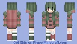 ❤Strawberry Girl❤ ◕‿◕ Minecraft Skin