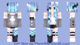 Serendipity Minecraft Skin