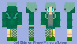 Green Dragon Trash ~Scartha~ Minecraft Skin