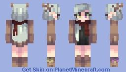 LaurenAngels // fs Minecraft Skin