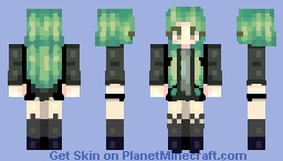 tropical winter Minecraft Skin