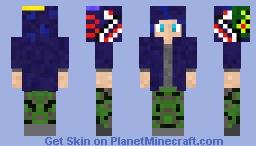 8Hunna's Skin Version 2 Minecraft Skin
