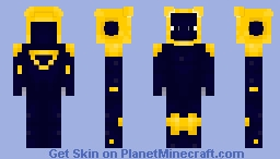 ABZÛ Minecraft Skin