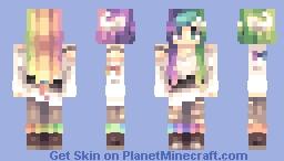Astrallie Minecraft Skin