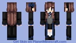 Ravenclaw Robe |kyraye Minecraft
