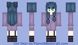 вυииу gιяℓ | Cassyyy Minecraft Skin