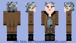 Carol Peletier [The Walking Dead] Minecraft Skin