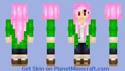 Something New..... Kinda Minecraft Skin