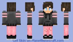 Cutsie Boy // :3 Minecraft Skin