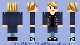 Tate Langdon Minecraft Skin