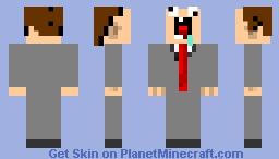 idk... Minecraft Skin