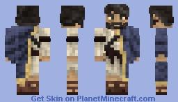 Robed Elder Minecraft Skin