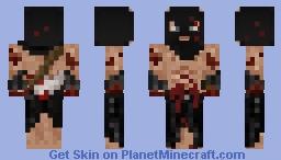 Executioner skin Minecraft Skin