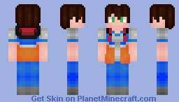 ♠Long time no see♠ Minecraft Skin