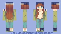 Nyfa (ST) Minecraft Skin