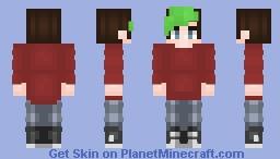 JackSepticEye - Skin Request Minecraft Skin