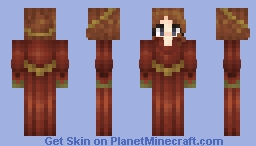 Mrs. Glover Minecraft Skin