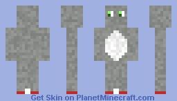 Wolf Leo - 2016 Skin Minecraft Skin