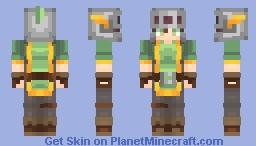 (Nonstop Knight) Minecraft Skin