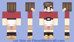 Lavender (Sweater Version in Description) Minecraft Skin