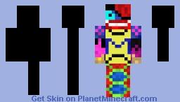 Gaint eater Minecraft Skin