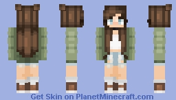 ~AEO Inspired~ Minecraft Skin