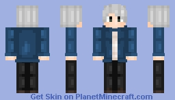 ♥ Endtale Sans ♥ Minecraft Skin