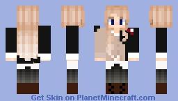 Shuu Sakamaki Minecraft Skin