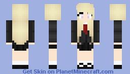 My oc Minecraft Skin