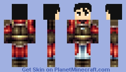 My GOE Skin For Coming Role Play Minecraft Skin