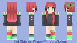 ☛ Strawberry ☚ Minecraft Skin